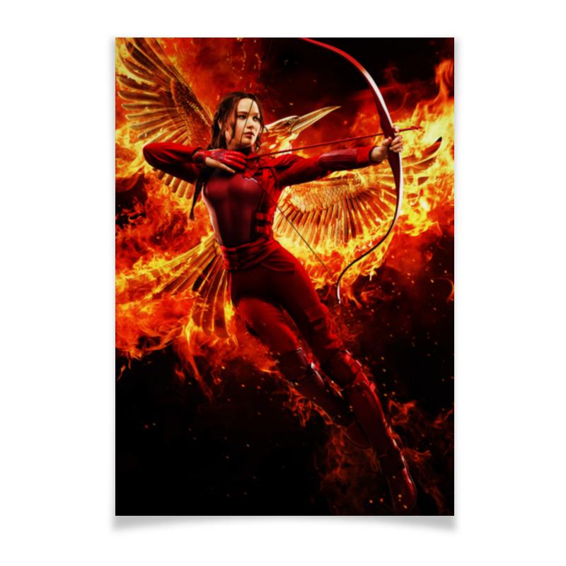 Плакат A3(29.7x42) Printio Голодные игры