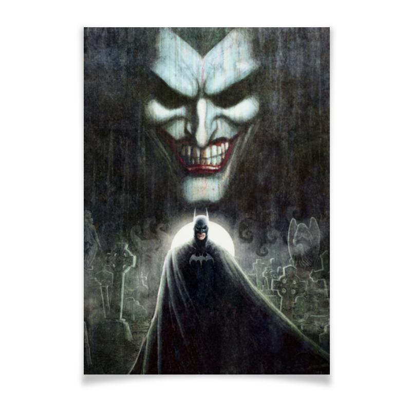 все цены на Плакат A3(29.7x42) Printio Бэтмен
