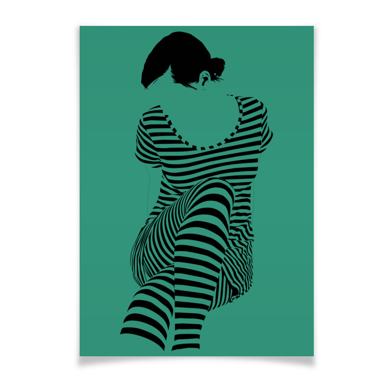 Плакат A3(29.7x42) Printio раздвоение личности акцентуированные личности книгу цена