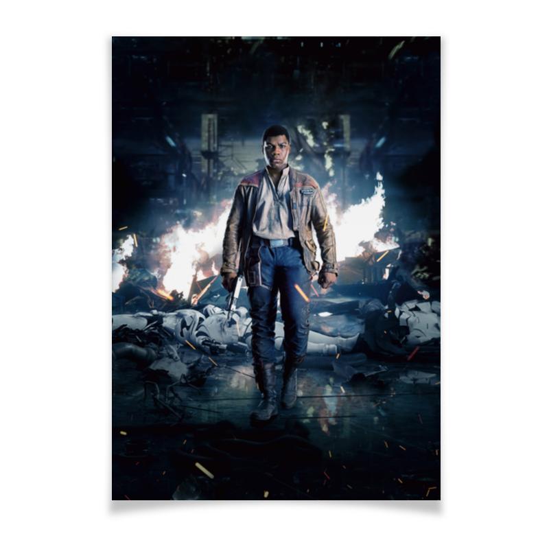 Плакат A3(29.7x42) Printio Звездные войны - финн плакат a3 29 7x42 printio bloodborne