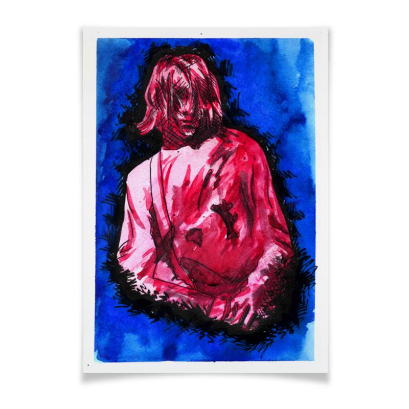 Printio Kurt cobain