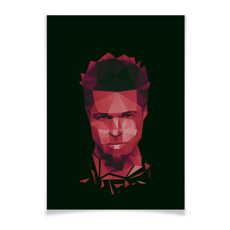 Плакат A3(29.7x42) Printio Тайлер дёрден