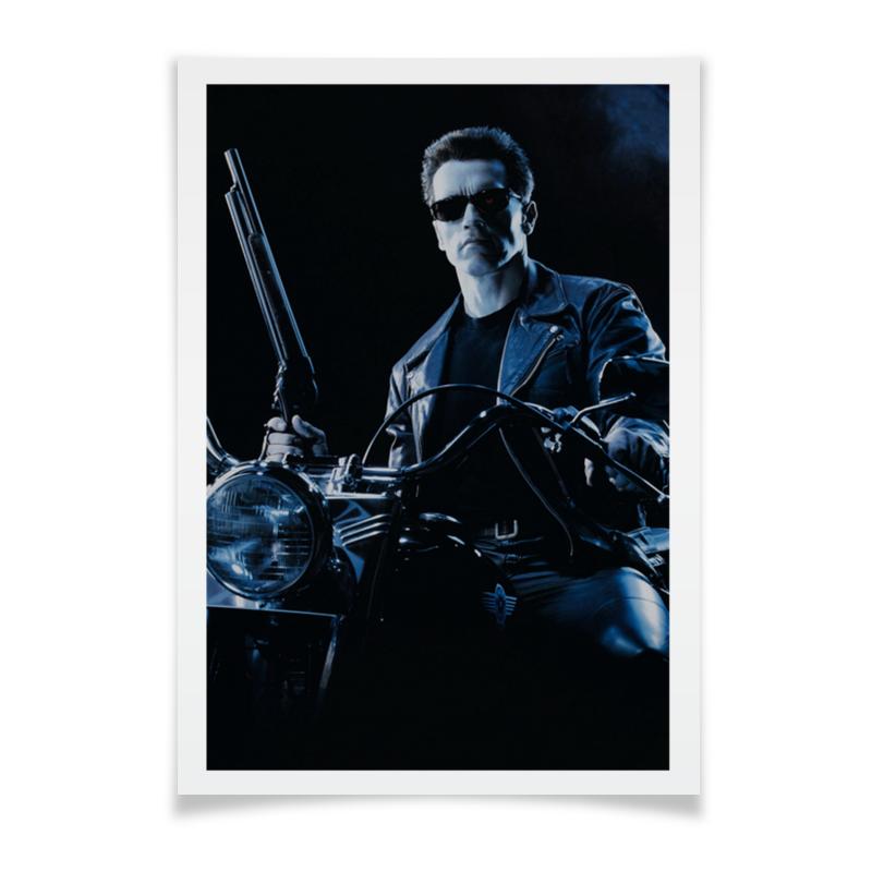 Printio Terminator 2 плакат a3 29 7x42 printio terminator