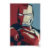 """Плакат A3(29.7x42) """"Железный человек"""" - комиксы, марвел, железный человек, iron man, тони старк"""
