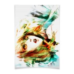 "Плакат A3(29.7x42) ""Pop Art"" - арт"