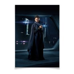 """Плакат A3(29.7x42) """"Звездные войны - Лея"""" - звездные войны, фантастика, кино, дарт вейдер, star wars"""