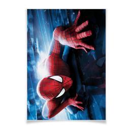 """Плакат A3(29.7x42) """"Spider-Man"""" - spider-man, человек - паук"""