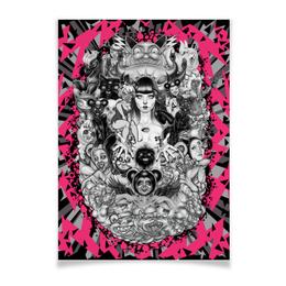 "Плакат A3(29.7x42) ""Gothic"" - арт, стиль, дизайн, графика, иллюстрация"