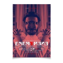 "Плакат A3(29.7x42) ""Враг / Enemy"" - джилленхол, враг, джейк джилленхол, enemy, двойник"