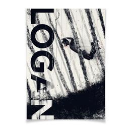 """Плакат A3(29.7x42) """"Логан / Росомаха / Wolverine"""" - логан, росомаха, люди икс, wolverine, x-men"""