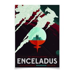 """Плакат A3(29.7x42) """"Космический туризм"""" - звезды, космос, полет, путешествие, туризм"""