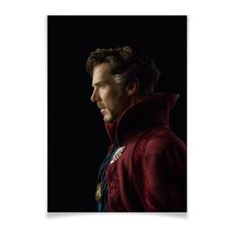 "Плакат A3(29.7x42) ""Доктор Стрэндж"" - marvel, мстители, марвел, доктор стрэндж, doctor strange"