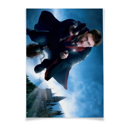 "Плакат A3(29.7x42) ""Гарри Поттер"" - сказка, гарри поттер, волшебство, магия, хогвардс"