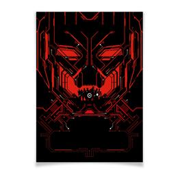 """Плакат A3(29.7x42) """"Мстители: Эра Альтрона"""" - комиксы, avengers, марвел, альтрон, ultron"""