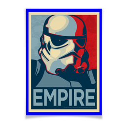"Плакат A3(29.7x42) ""STAR WARS"" - star wars, darth vader, звездные войны, имперский штурмовик, imperial stormtrooper"