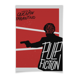 "Плакат A3(29.7x42) ""Криминальное чтиво / Pulp fiction"" - кино, pulp fiction, криминальное чтиво, тарантино, квентин тарантино"