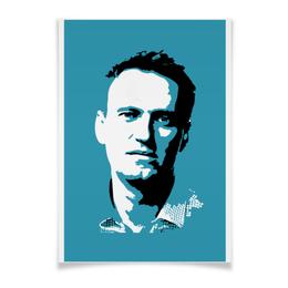 """Плакат A3(29.7x42) """"Алексей Навальный 2018 поп арт"""" - навальный, президент, выборы, 2018"""