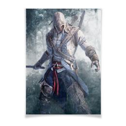"Плакат A3(29.7x42) ""Assassin's Creed"" - игры, assassin's creed"