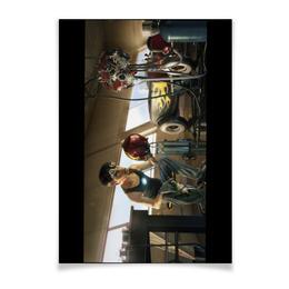 "Плакат A3(29.7x42) ""Ironman / Железный человек"" - comics, комиксы, мстители, железный человек, ironman"