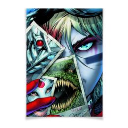 """Плакат A3(29.7x42) """"Отряд Самоубийц: Харли Квинн"""" - комикс, харли квинн, harley quinn, отряд самоубийц, suicide squad"""