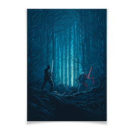"Плакат A3(29.7x42) ""Звездные войны"" - звездные войны, дарт вейдер, кино, фантастика, star wars"