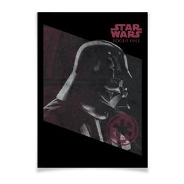 """Плакат A3(29.7x42) """"Дарт Вейдер"""" - star wars, звездные войны, дарт вейдер, изгой, изгой-один"""
