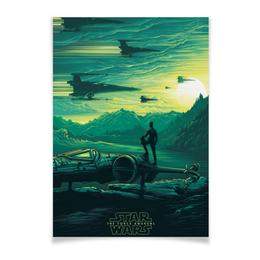 "Плакат A3(29.7x42) ""Star Wars"" - арт, star wars"