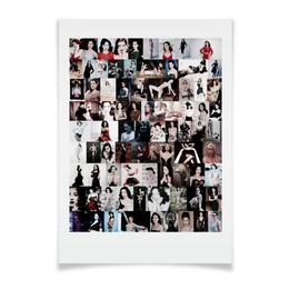 """Плакат A3(29.7x42) """"Dita von Teese"""" - ретро, модель, элегантность, утонченность, ditavonteese"""