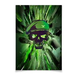 "Плакат A3(29.7x42) ""Отряд самоубийц / Suicide Squad"" - комиксы, кино, харли квин, отряд самоубийц, злодеи"