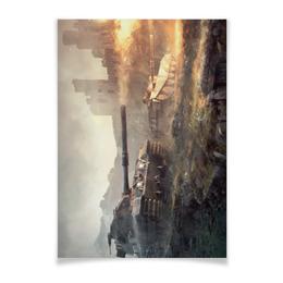 "Плакат A3(29.7x42) ""World of Tanks"" - игры, world of tanks"