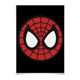 "Плакат A3(29.7x42) ""Spider-man / Человек-паук"" - мультфильм, комиксы, фильмы, spider-man, человек-паук"