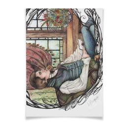 "Плакат A3(29.7x42) ""Эмма (Джейн Остин)"" - эмма, джейн остин"