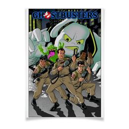 """Плакат A3(29.7x42) """"Ghost Busters"""" - кино, фантастика, комедия, охотники на привидений, ghost busters"""
