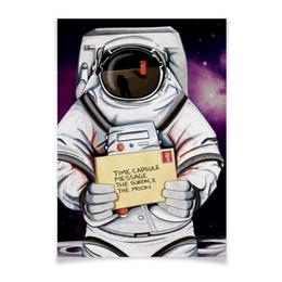"""Плакат A3(29.7x42) """"Космос в тебе!"""" - звезды, космос, вселенная, космический, thespaceway"""
