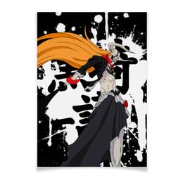 "Плакат A3(29.7x42) ""Блич "" - аниме, манга, bleach, блич, синигами"