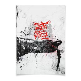 """Плакат A3(29.7x42) """"Death Metal (Смерть)"""" - готика, смерть, death metal, мистика, металл"""