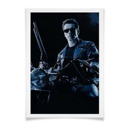 "Плакат A3(29.7x42) ""Terminator 2"" - films, фильмы, arnold schwarzenegger, арнольд шварценеггер, the terminator"