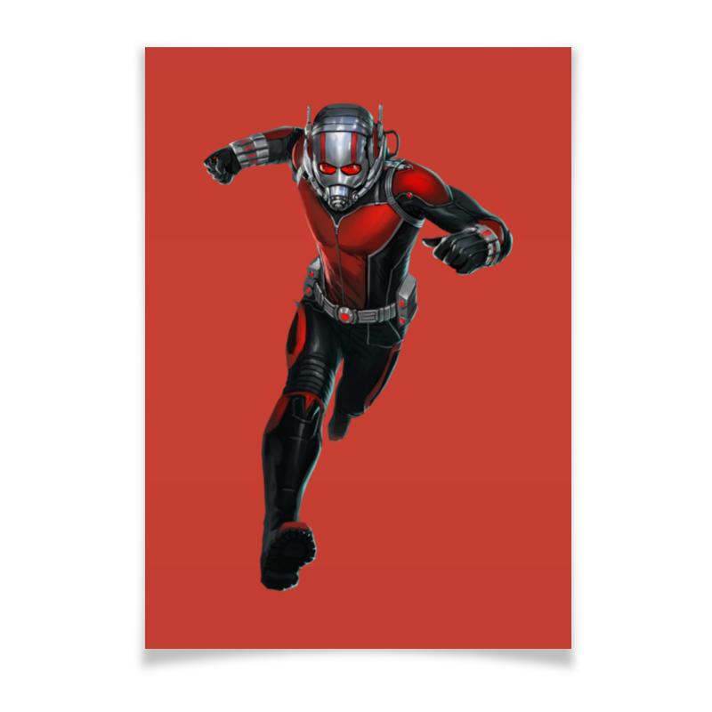 Плакат A2(42x59) Printio Человек-муровей / ant-man плакат a2 42x59 printio противостояние