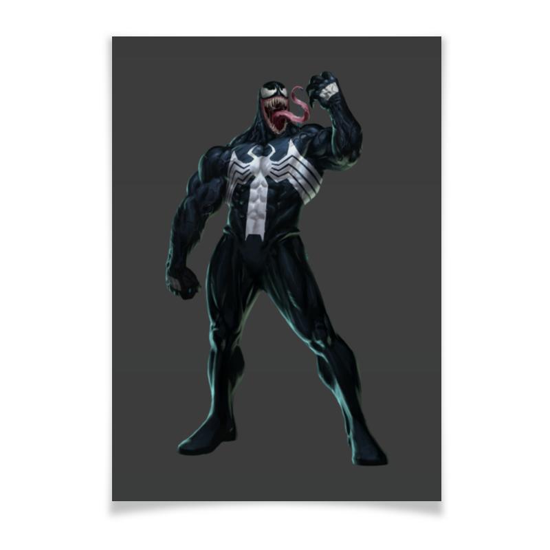 Плакат A2(42x59) Printio Venom / веном плакат a2 42x59 printio чак берри