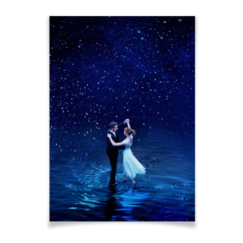 Плакат A2(42x59) Printio Ла ла ленд фляга сима ленд pro life 750ml gray 1401842