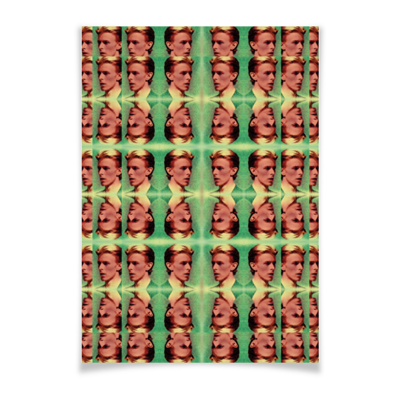 Плакат A2(42x59) Printio Дэвид жив... плакат a2 42x59 printio heroes дэвид боуи