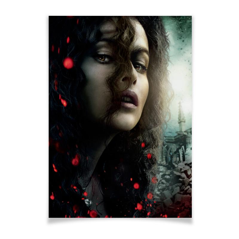 Плакат A2(42x59) Printio Беллатриса плакат a2 42x59 printio силузт