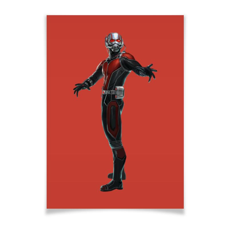Плакат A2(42x59) Printio Человек-муровей / ant-man плакат a2 42x59 printio драко малфой