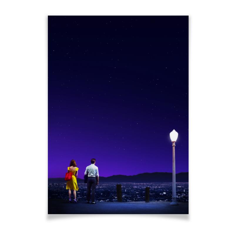 Плакат A2(42x59) Printio Ла ла ленд таитова д а ла эспаньола романтические фантазии