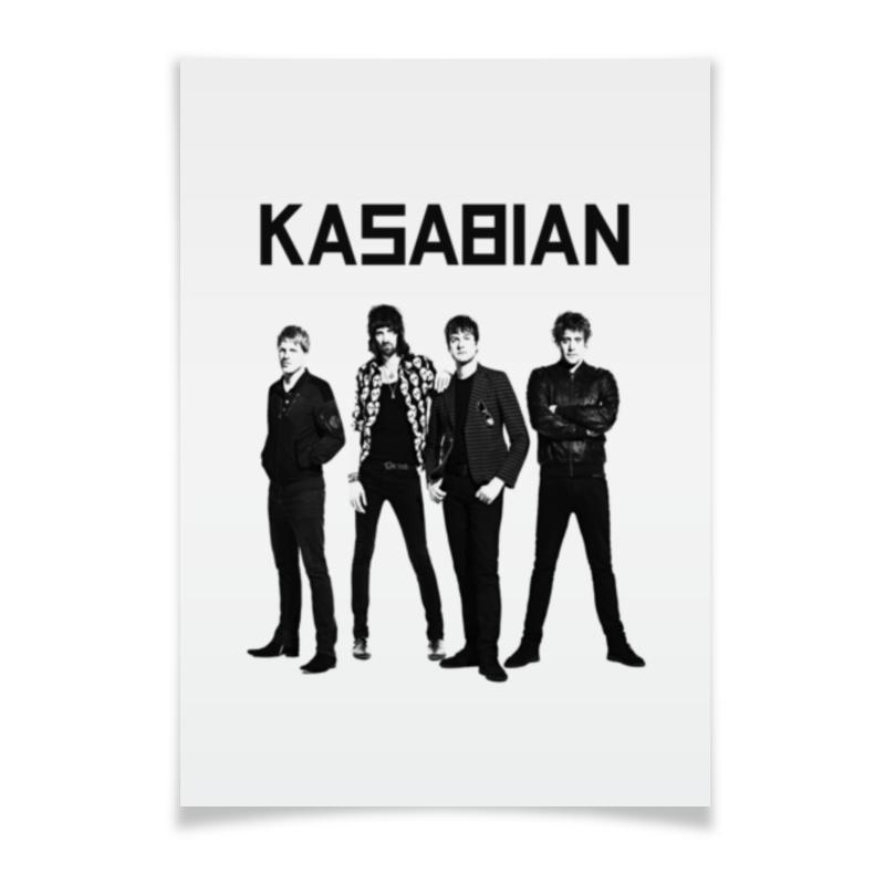 Плакат A2(42x59) Printio Kasabian плакат a2 42x59 printio противостояние