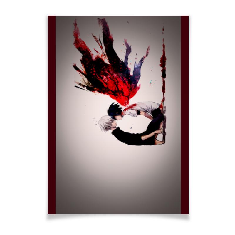 Плакат A2(42x59) Printio Токийский гуль плакат a2 42x59 printio драко малфой