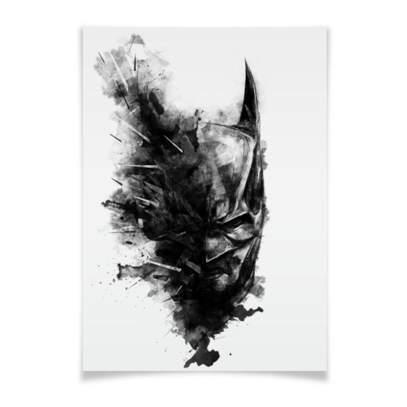 Плакат A2(42x59) Printio Бэтмен плакат a2 42x59 printio тачки