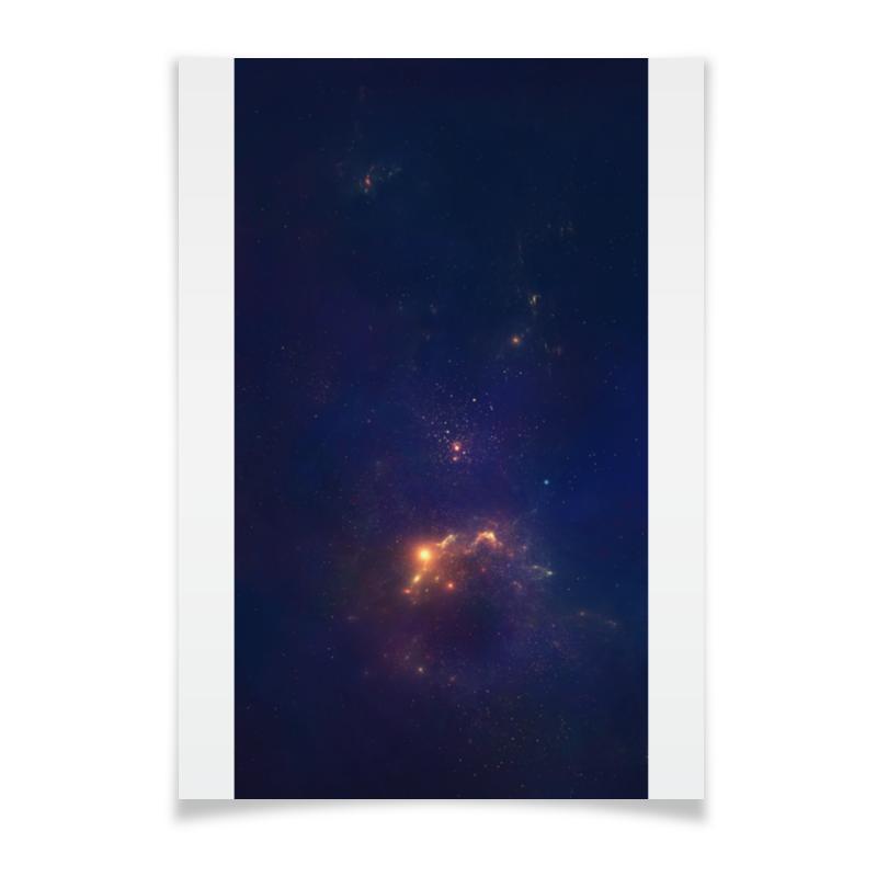 Плакат A2(42x59) Printio Туманность плакат a2 42x59 printio шаг к духовному росту