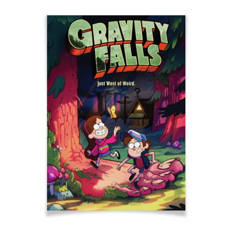 Плакат A2(42x59) Printio Gravity falls / гравити фолз плакат a2 42x59 printio противостояние