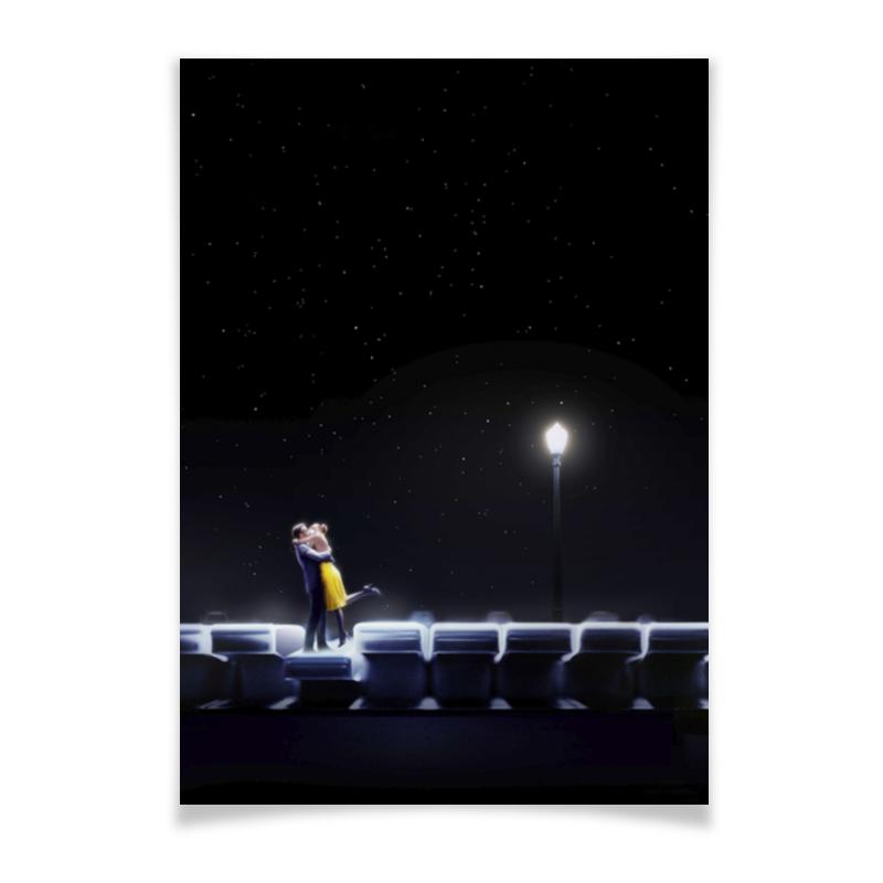 Плакат A2(42x59) Printio Ла ла ленд камилла де ла бедуайер луис комфорт тиффани лучшие произведения